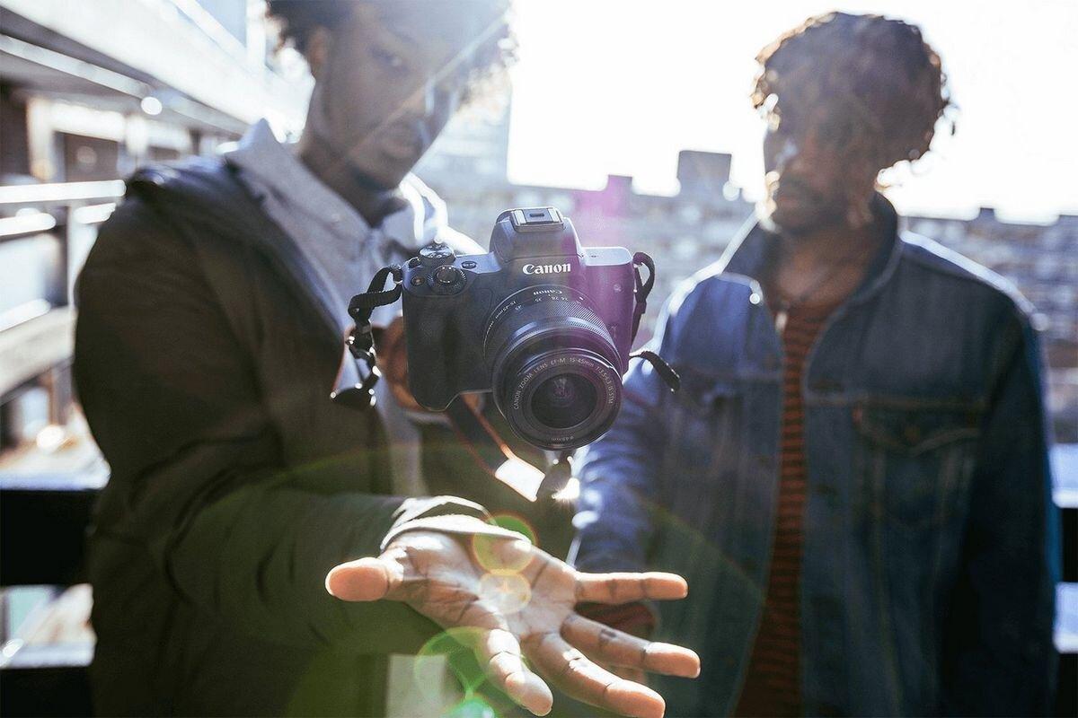 Camera Canon EOS M50 về mặt giá trị hình ảnh