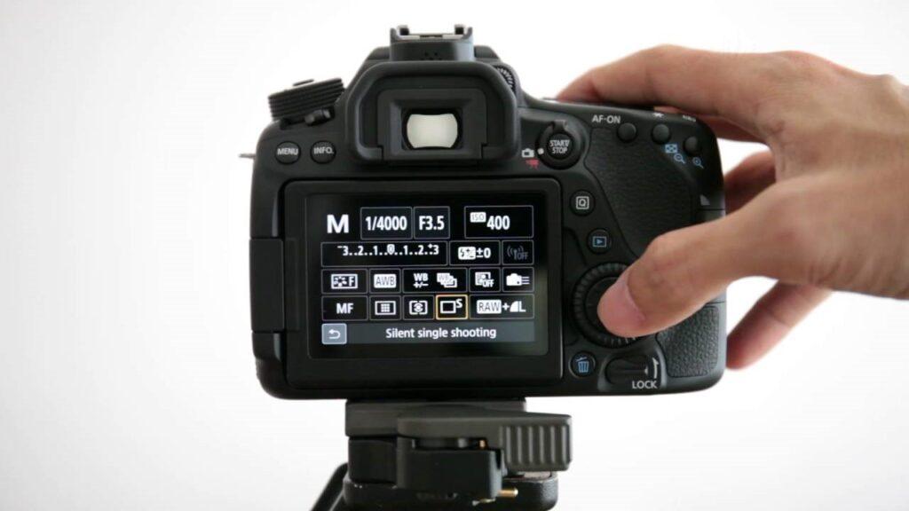 Giới thiệu 5 bước cơ bản thiết lập máy ảnh Canon EOS 80D để chụp ảnh cưới
