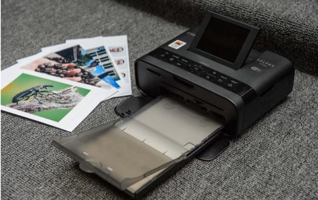Check list máy in ảnh di động Canon tốt nhất