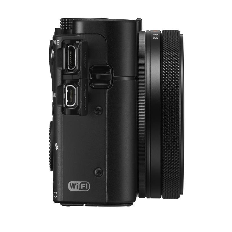 Máy ảnh Sony CyberShot DSC-RX100M5A/ RX100 VA