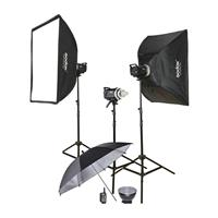 Bộ Đèn Studio Godox Flash Kit MS300