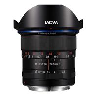Ống Kính Laowa 12mm f/2.8 Zero-D For Canon