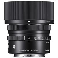 Ống Kính Sigma 45mm F/2.8 DG DN Contemporary For Sony