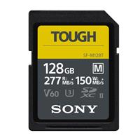 Thẻ nhớ SDXC Sony Tough 128GB 277Mb/150Mb/s (SF-M128T)