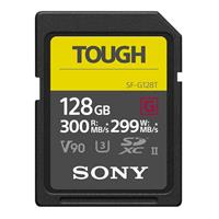 Thẻ nhớ SDXC Sony Tough 128GB 300Mb/299Mb/s (SF-G128T/T1)